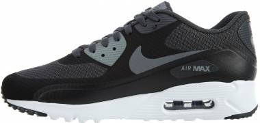 Nike Air Max 90 Ultra Essential - Black Black Cool Grey Anthracite White