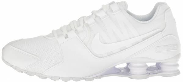 Nike Shox Avenue white
