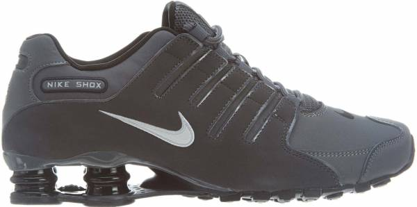 hot sale online c18de f7db1 Nike Shox NZ Grey