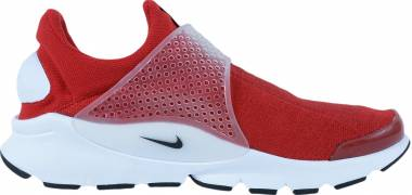 Nike Sock Dart - Red Black White Gym Red Black White (819686601)