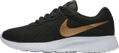 Nike Tanjun - Black/Metallic Gold/White (AQ7154001)