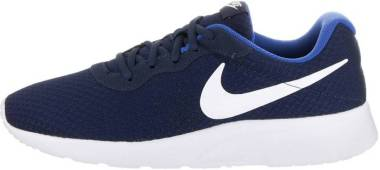 Nike Tanjun - Midnight Navy / White (812654414)