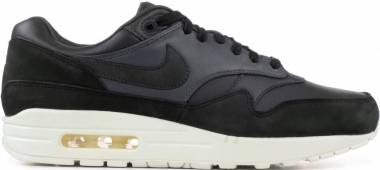NikeLab Air Max 1 Pinnacle - Black Anthracite Dark Grey 004