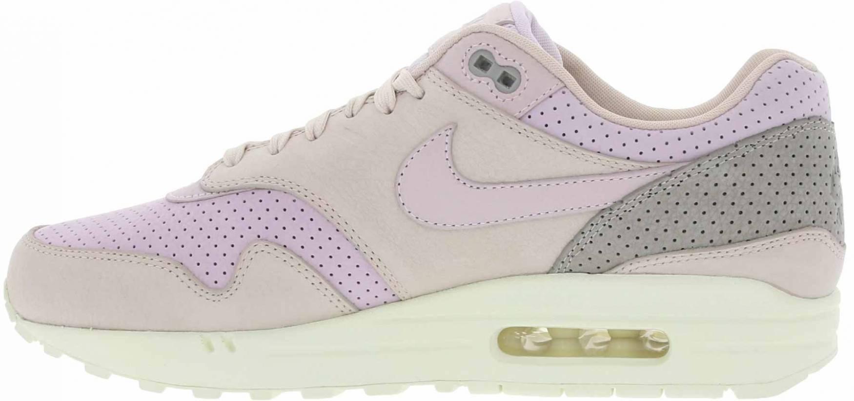NikeLab Air Max 1 Pinnacle sneakers in pink | RunRepeat