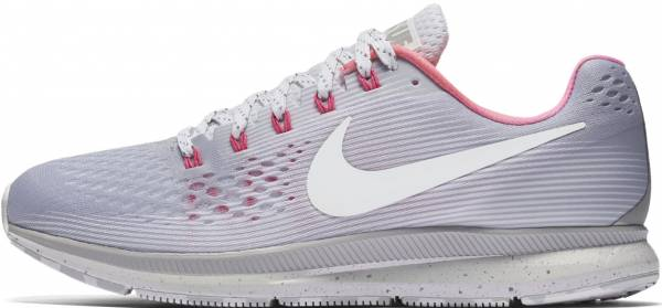5e0d6534c Nike Air Zoom Pegasus 34 Wolf Grey White-pink Blast. Any color