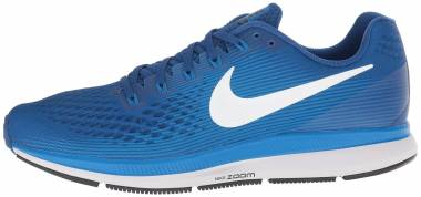 Nike Air Zoom Pegasus 34 - Gym Blue/Sail/Blue Nebula (880555410)