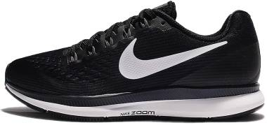 Nike Air Zoom Pegasus 34 Black / White Men