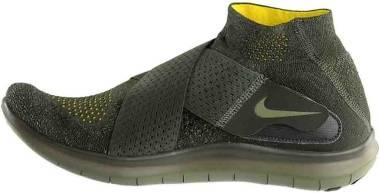 Nike Free RN Motion Flyknit 2017 - Green (719912013)