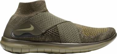 Nike Free RN Motion Flyknit 2017 - Green (880845301)