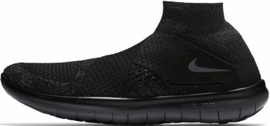 Nike Free RN Motion Flyknit 2017 - Black (880845003)