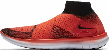 Nike Free RN Motion Flyknit 2017 - Red (880845600)