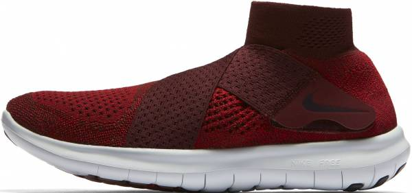Nike Free RN Motion Flyknit 2017 Red
