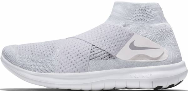 new product 69038 c7359 Nike Free RN Motion Flyknit 2017 White