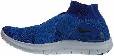timeless design d19a8 7a3a3 Nike Free RN Motion Flyknit 2017 Binary Blue Black-obsidian Men