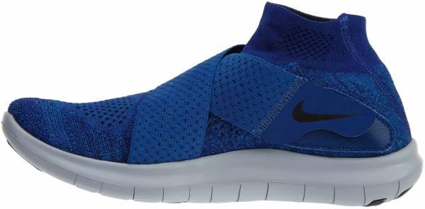 Nike Free RN Motion Flyknit 2017 - Binary Blue (880845401)