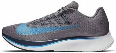Nike Zoom Fly - Multicolore (Gunsmoke/Blue Hero/Obsidian/Thunder Grey 005)