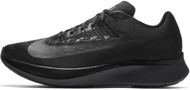Nike Zoom Fly - Multicolore Black Black Pure Platinum Anthracite 001 (880848003)