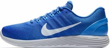 Nike LunarGlide 9 - Blue Hyper Cobalt Blue Tint Photo B 405 (904715405)