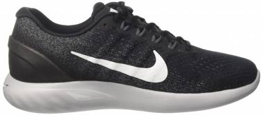 Nike LunarGlide 9 - Multicolore Black White Dark Grey 001