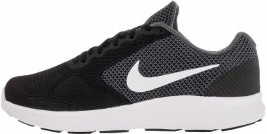 Nike Revolution 3 - Dark Grey/White/Black (819301001)