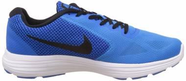 Nike Revolution 3 - Azul Photo Blue Black Cncrd Pht Bl (819300402)