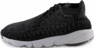 Nike Air Footscape Woven Chukka QS - Anthracite Black