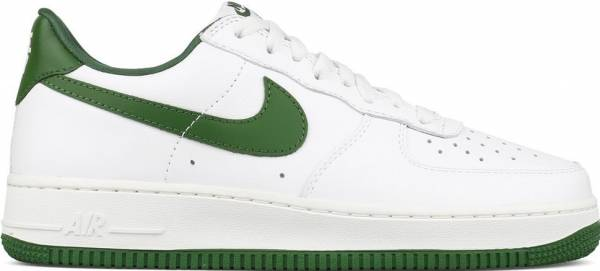 super popular abc8a 5afec Nike Air Force 1 Low Retro White Green