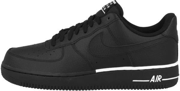 Nike Air Force 1 07 - Black Blackblackwhite 009 (AA4083009)