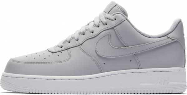 cheap for discount cbb20 0c687 Nike Air Force 1 07 Grey (Wolf Grey White 010)
