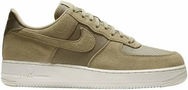 official photos b89c3 ec191 Nike Air Force 1 07 Beige (Beige Ao2409-200) Men