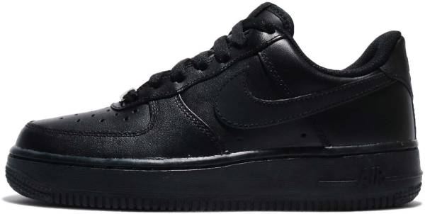 super cute 90643 4f639 Nike Air Force 1 07 Black