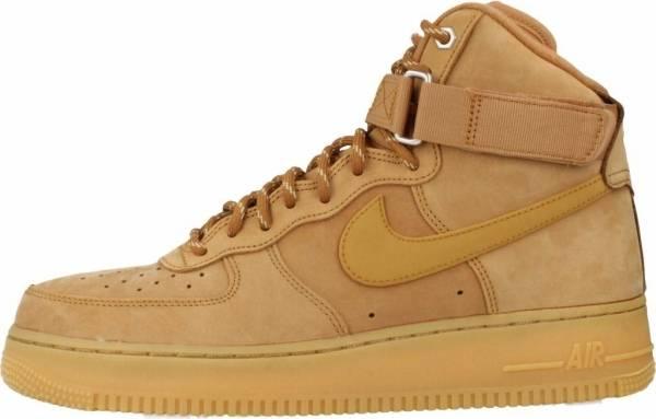 Derrotado Campo de minas En necesidad de  Nike Air Force 1 07 High sneakers in 4 colors | RunRepeat