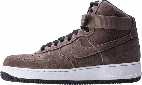 Nike Air Force 1 07 High Brown