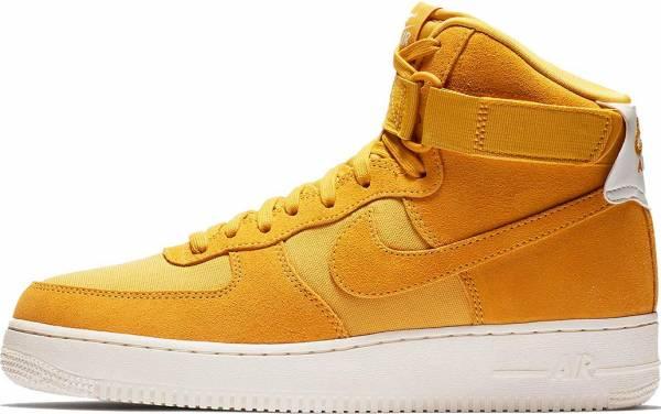 Nike Air Force 1 07 High - Gold