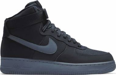 Nike Air Force 1 07 High - Dark Obsidian/Dark Obsidian