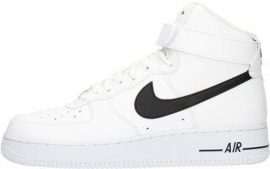 Nike Air Force 1 07 High - White Black (CK4369100)