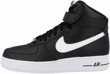 Nike Air Force 1 07 High - Black White