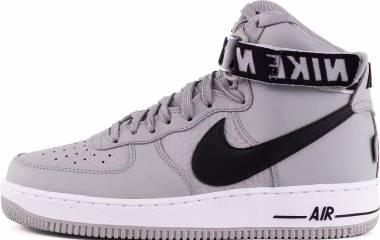 Nike Air Force 1 07 High Silver/Black Men