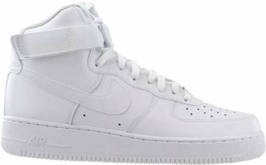 Nike Air Force 1 07 High - White (315121115)