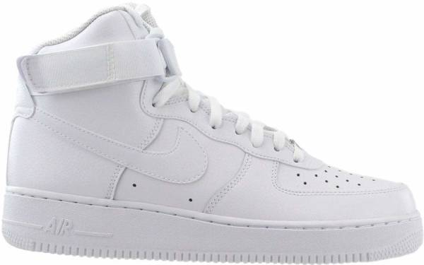 wholesale dealer 0cc8a 20b36 Nike Air Force 1 07 High White