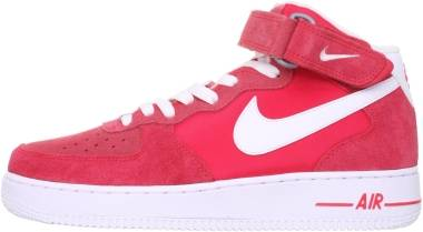 Nike Air Force 1 07 Mid - Red (315123604)