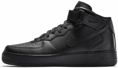 Nike Air Force 1 07 Mid - Black (315123001)