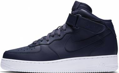 Nike Air Force 1 07 Mid - Obsidian Obsidian White 315123 415