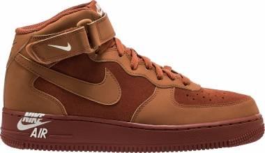 Nike Air Force 1 07 Mid - Brown