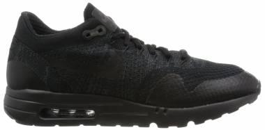 Nike Air Max 1 Ultra Flyknit - Black (856958001)