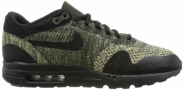 size 40 485cb 39df4 Nike Air Max 1 Ultra Flyknit Green