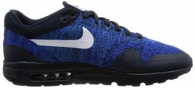 Nike Air Max 1 Ultra Flyknit - Blue (843384401)