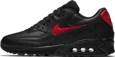 Nike Air Max 90 Black/University Red/University Red Men