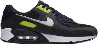 Nike Air Max 90 - Obsidian/Iron Grey/Smoke Grey/White/Grey/White (DA1505400)