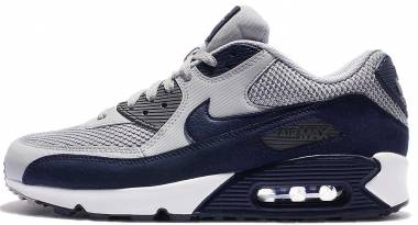 newest collection d7e7d 488a3 Nike Air Max 90 Black Wolf Grey Anthracite Black Men